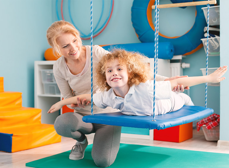occupational therapy in Ajman